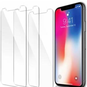 מגן מסך זכוכית לאייפון IPHONE X