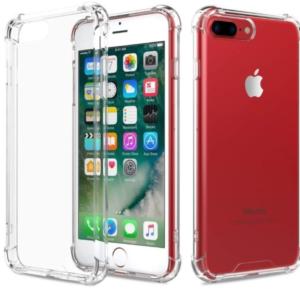 כיסוי לאייפון IPHONE 6 שקוף עם במפרים – SHOCK PROOF