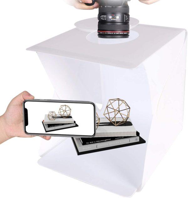 קופסת צילום למוצרים