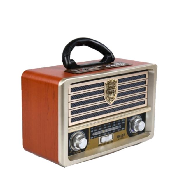 רמקול בלוטוס רדיו מעוצב